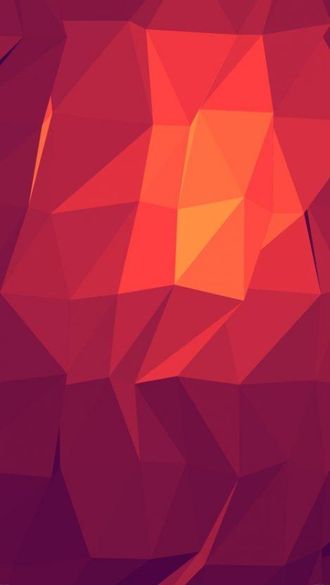 Triangle Geometric Patterns IPhone Wallpaper