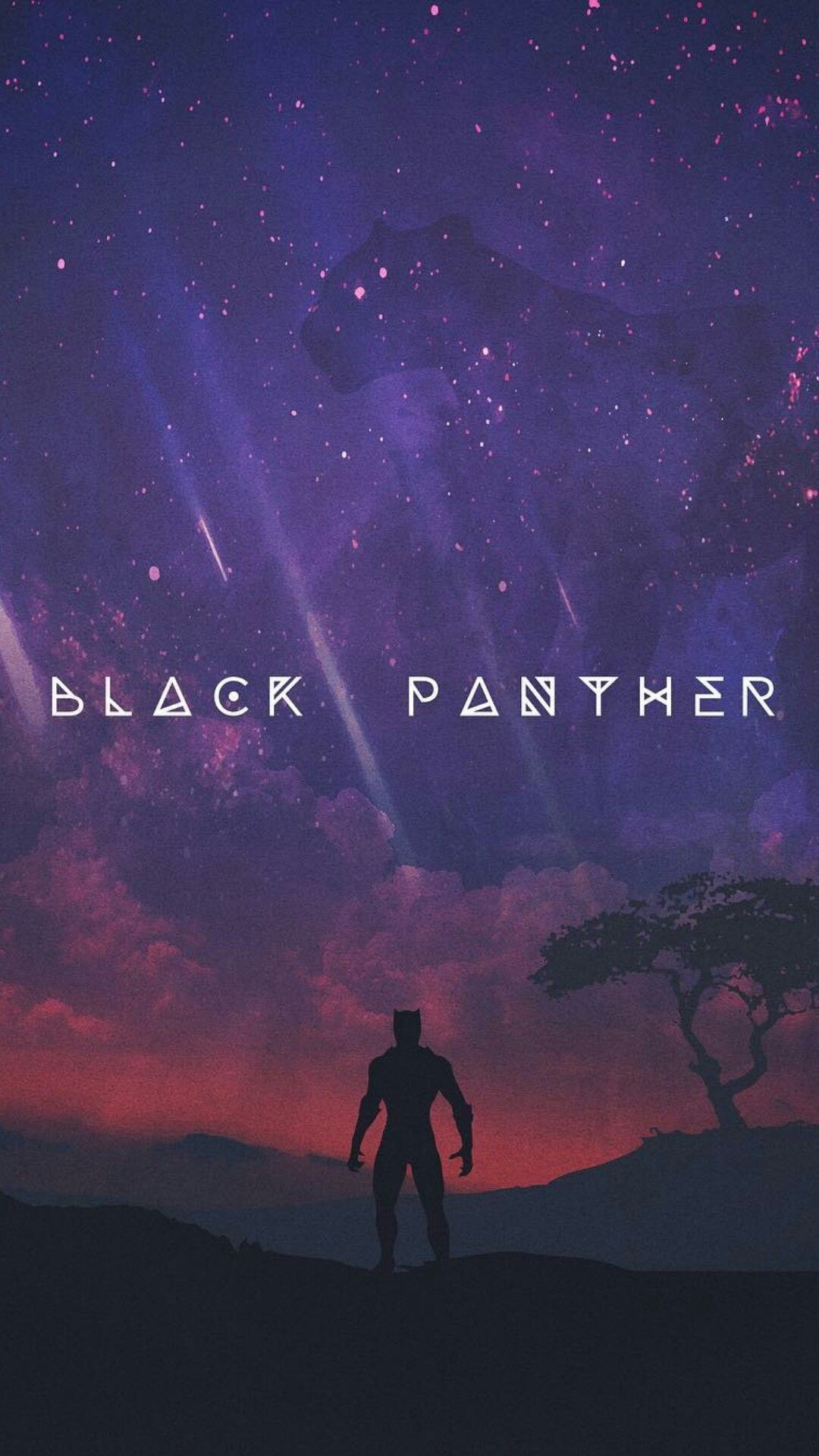 Black Panther Wakanda iPhone Wallpaper iphoneswallpapers com