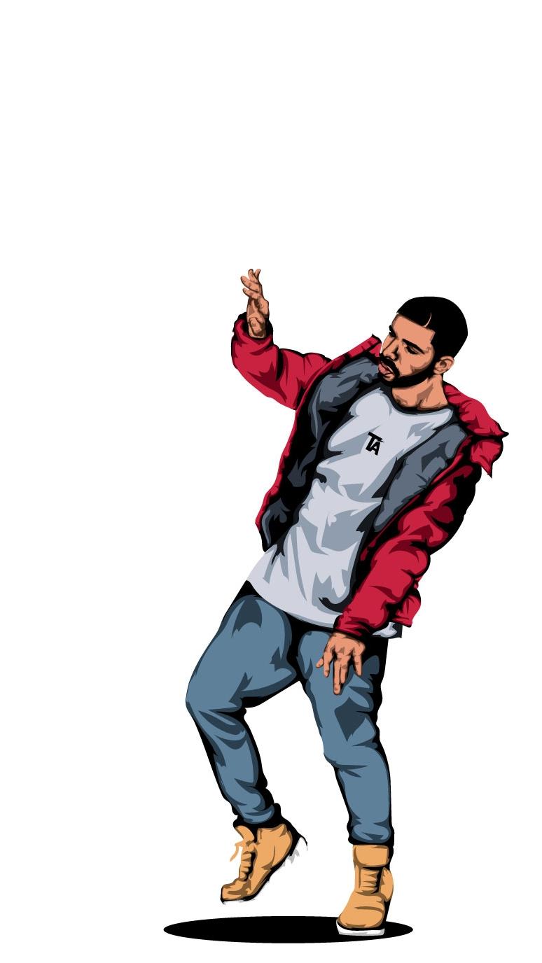 Drake animated iphone wallpaper iphone wallpapers - Drake views wallpaper ...