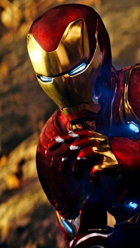 Iron Man Mark 48 Armour Avengers iPhone Wallpaper iphoneswallpapers com