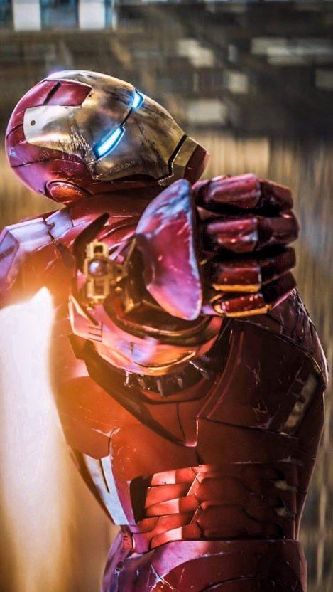 Iron Man Suit HD Avengers iPhone Wallpaper iphoneswallpapers com