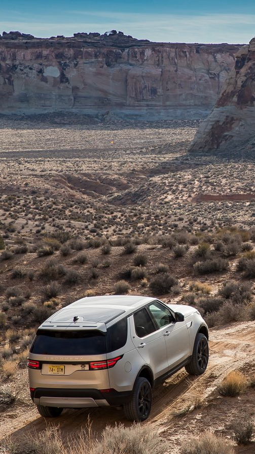 Land Rover Discovery Sd4 Off Road iPhone Wallpaper iphoneswallpapers com