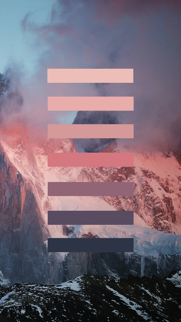 Swiss Mountains Winter Digital Art iPhone Wallpaper iphoneswallpapers com