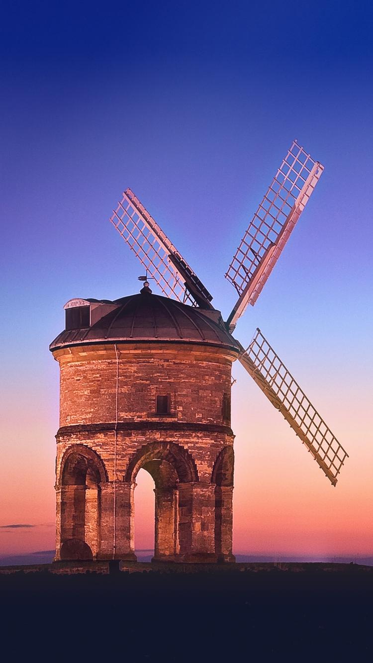 Windmill iPhone Wallpaper iphoneswallpapers com