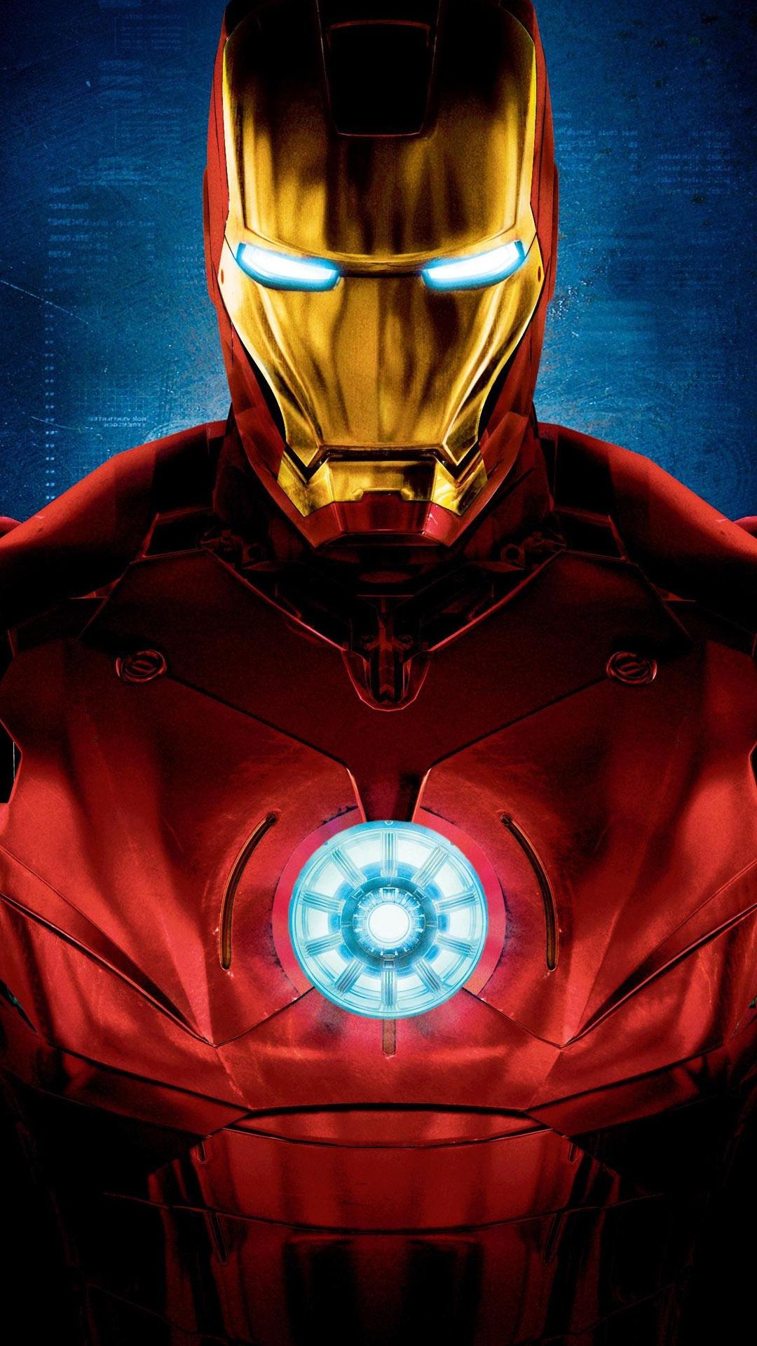 iron man3 Armour Red iPhone Wallpaper iphoneswallpapers com
