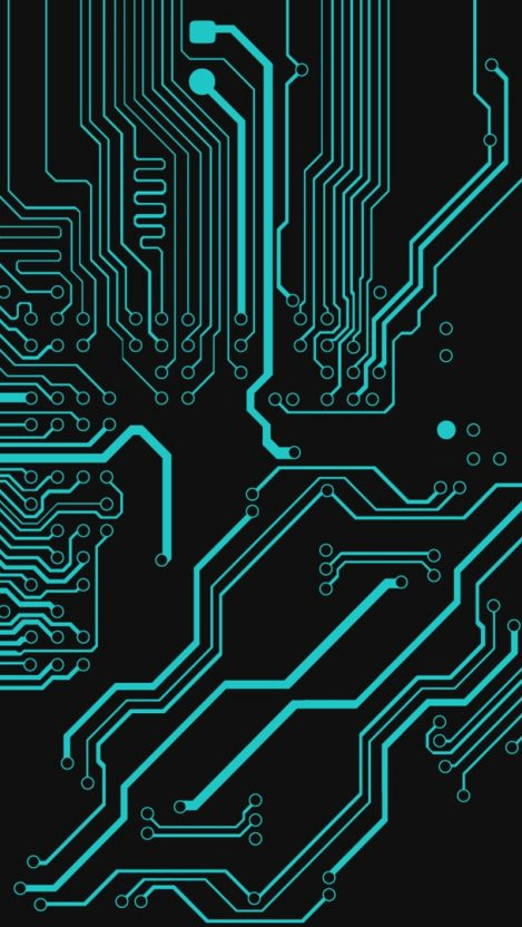 CircuitBoardDigitaliPhoneWallpaper  iPhone Wallpapers