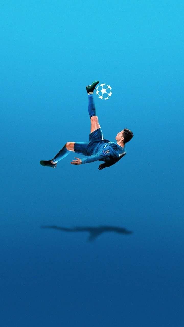 Cristiano Ronaldo Fifa Football iPhone Wallpaper iphoneswallpapers com
