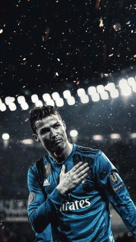Cristiano Ronaldo Football Player iPhone Wallpaper iphoneswallpapers com