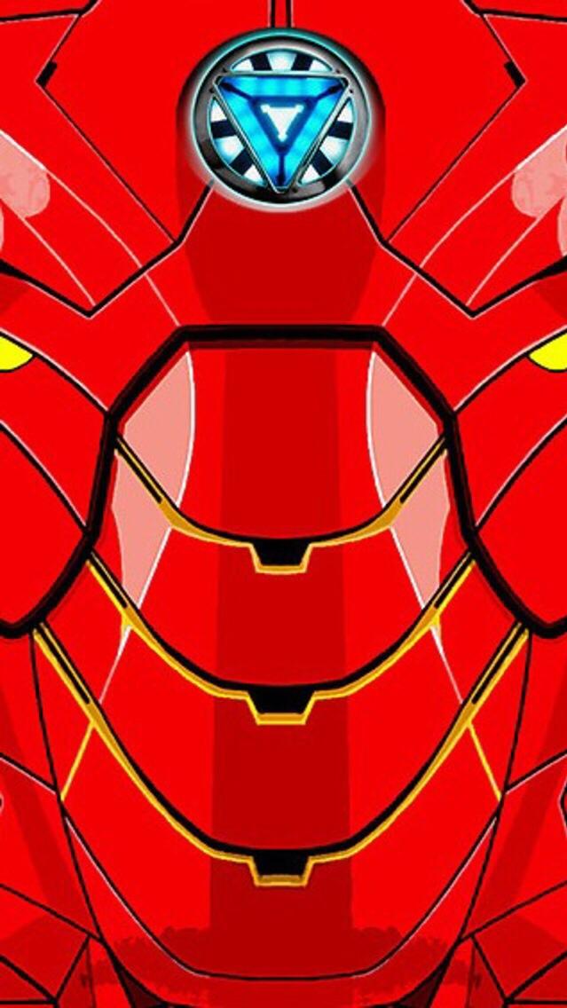 Iron Mans armor iPhone Wallpaper iphoneswallpapers com