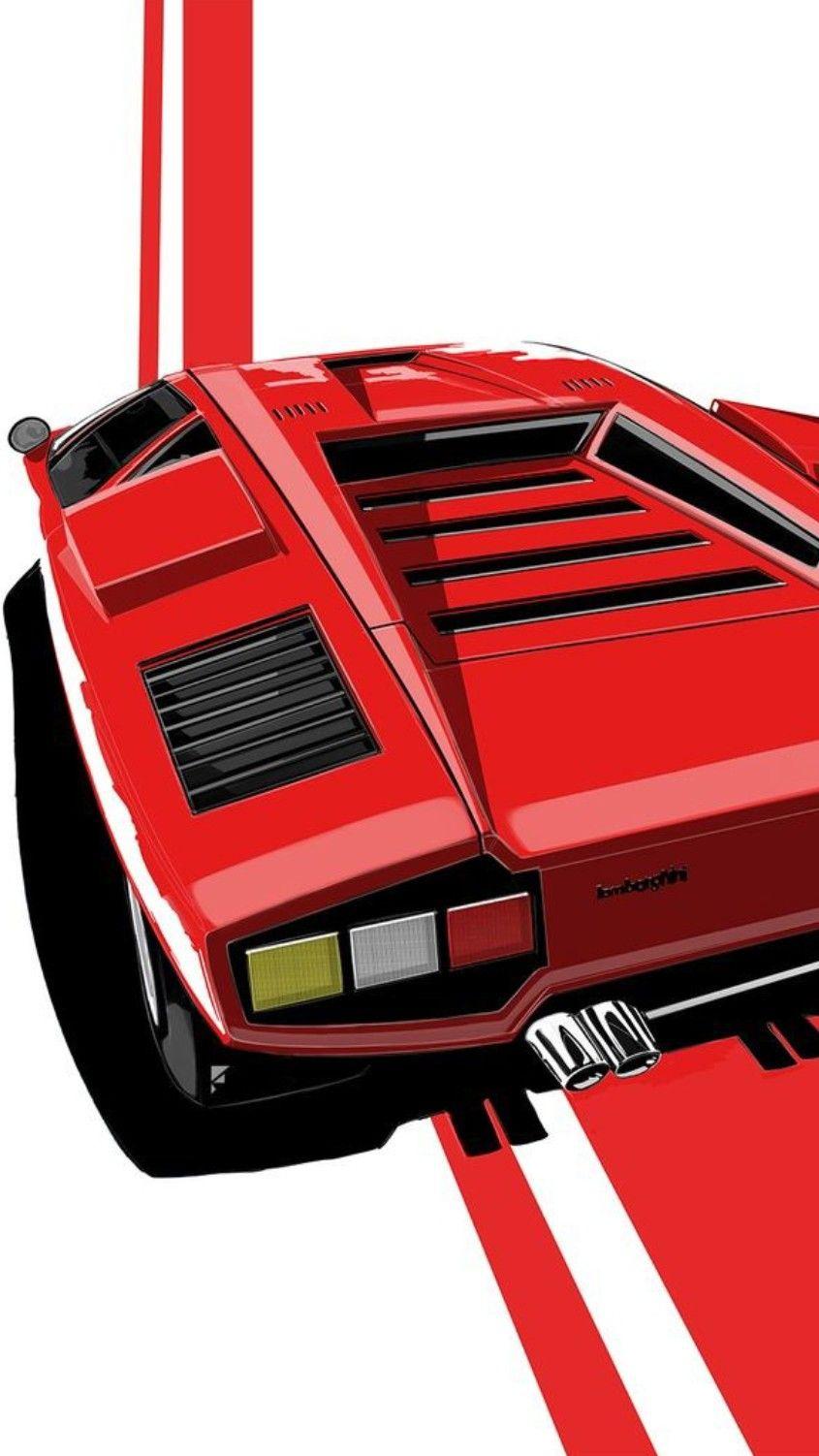 Lamborghini Diablo iPhone Wallpaper iphoneswallpapers com