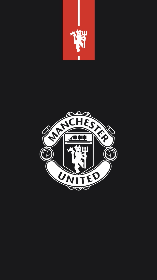 Manchester United iPhone Wallpaper iphoneswallpapers com