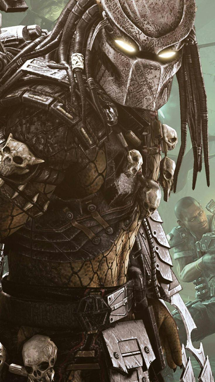 The Predator iPhone Wallpaper iphoneswallpapers com