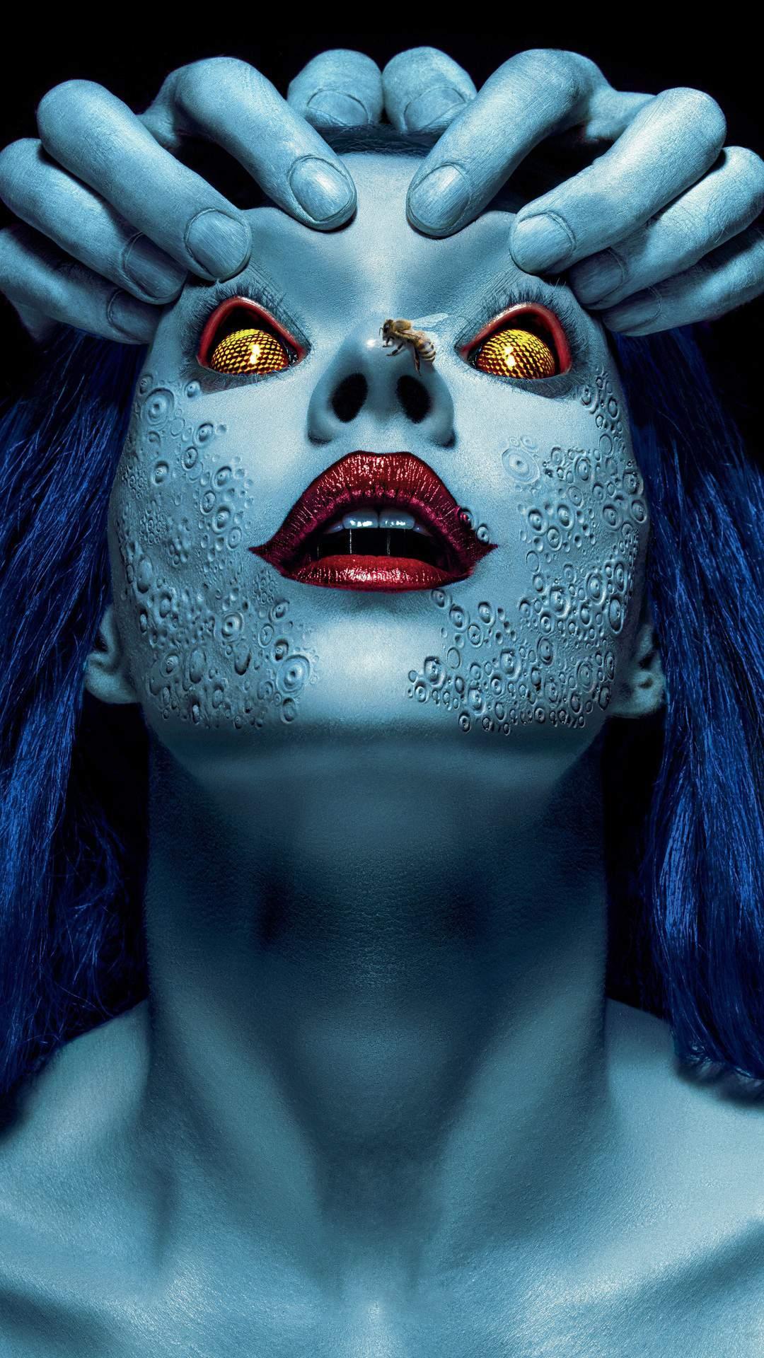 American horror story Halloween iPhone Wallpaper