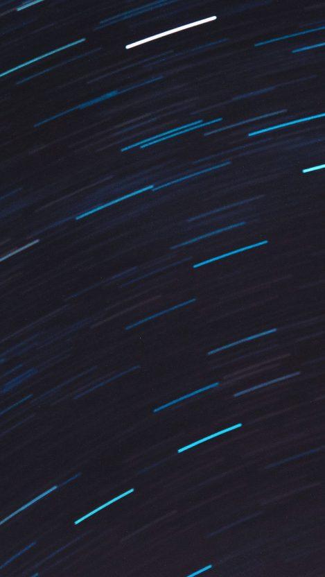 Light Speed Stars IPhone Wallpaper