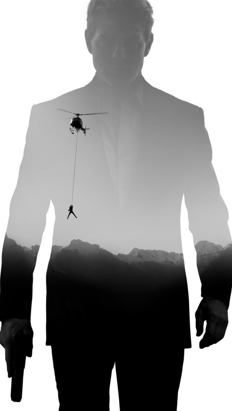 Mission impossible fallout iPhone Wallpaper