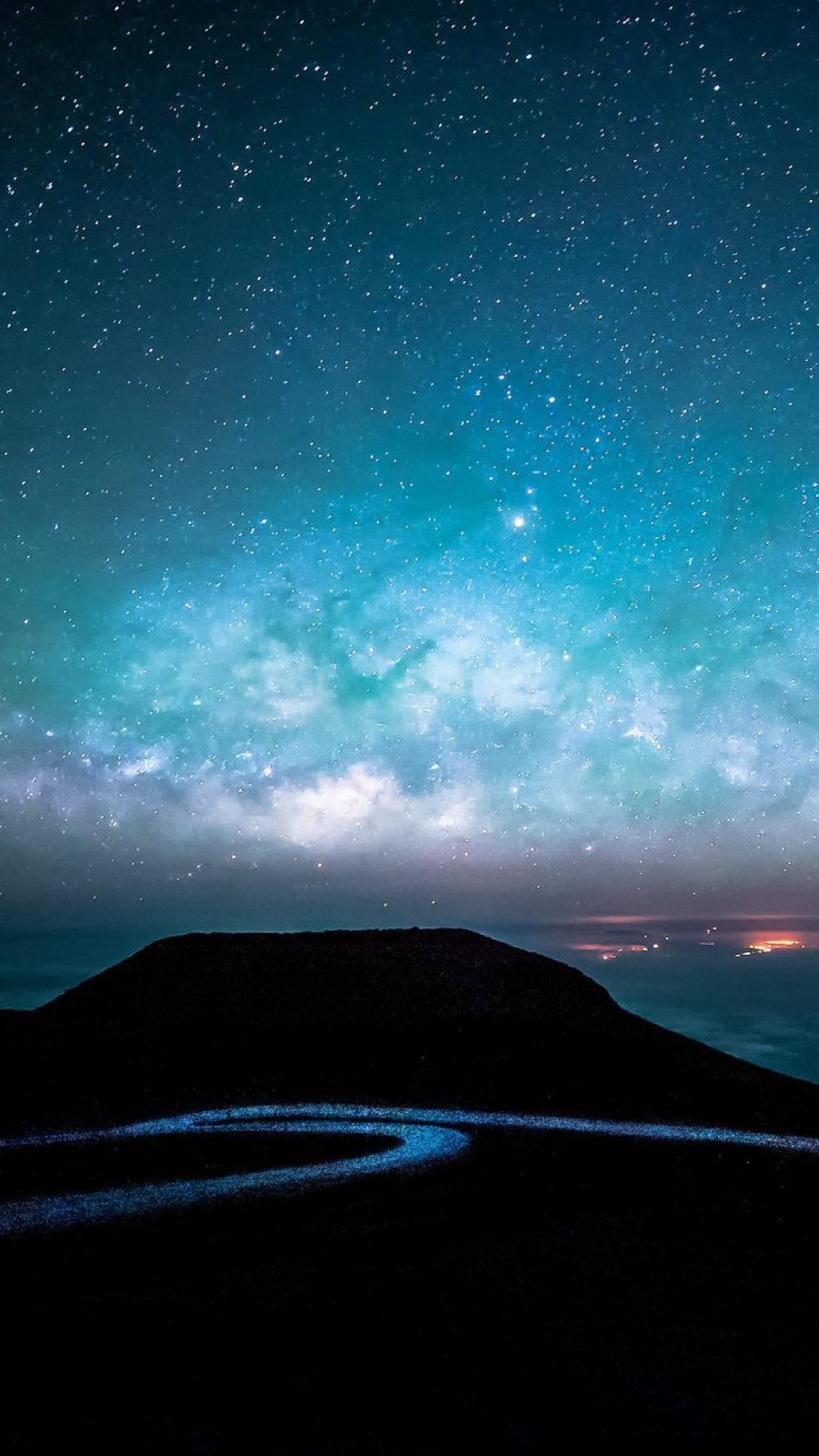 Sky Fantasy iPhone Wallpaper