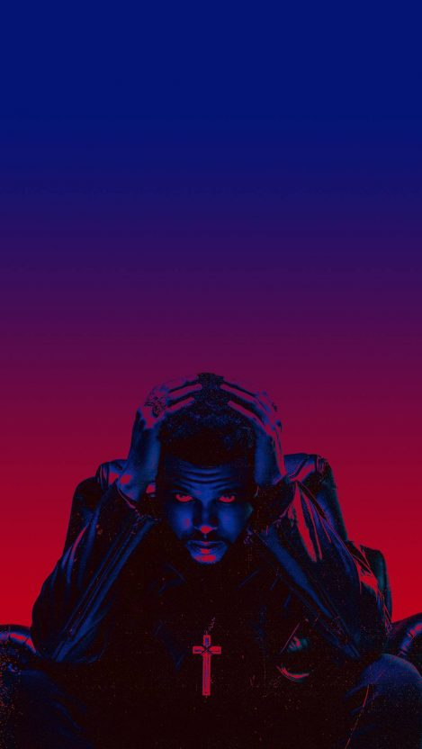Weeknd Starboy iPhone Wallpaper