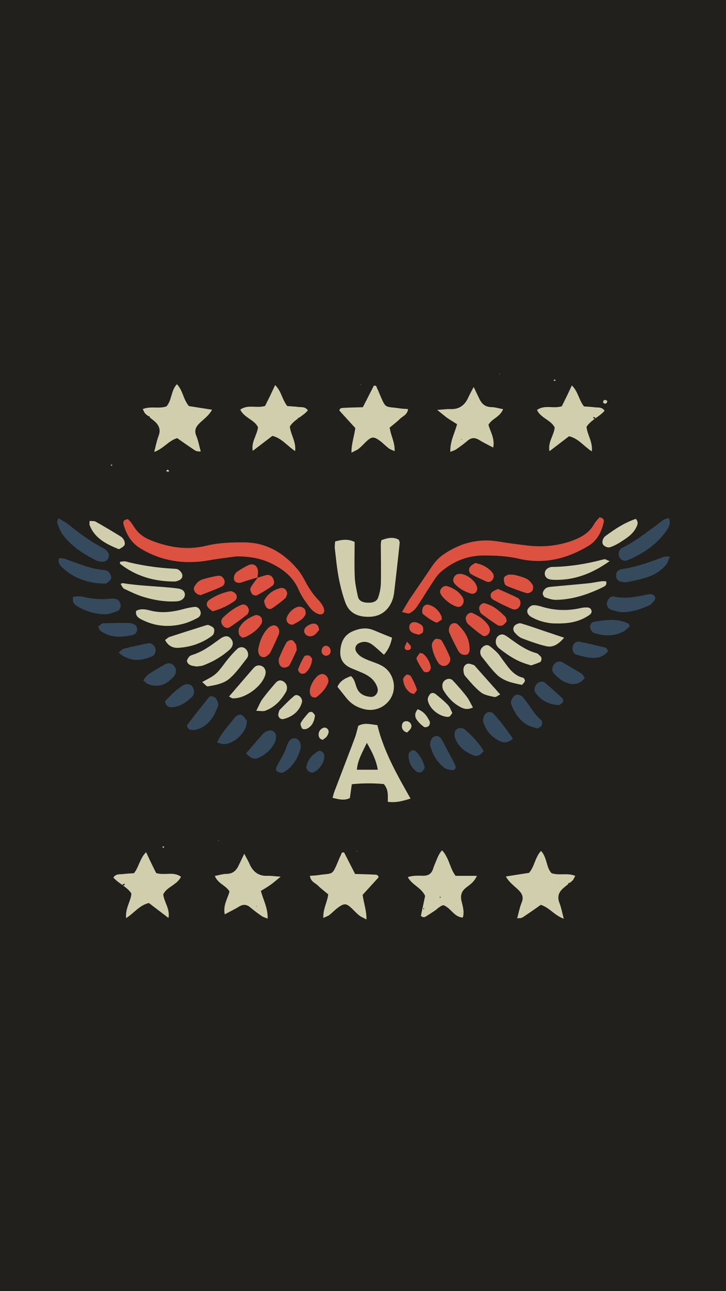 USA Army Logo iPhone Wallpaper