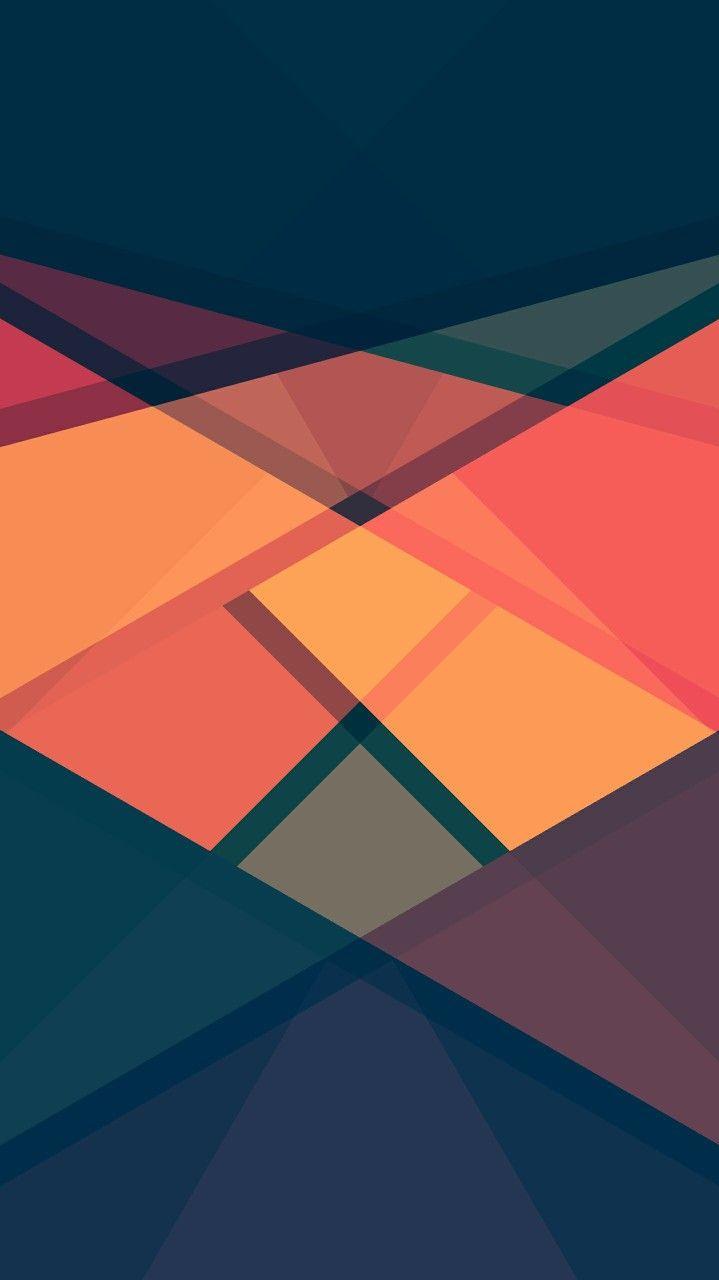 Background Minimal Art iPhone Wallpaper