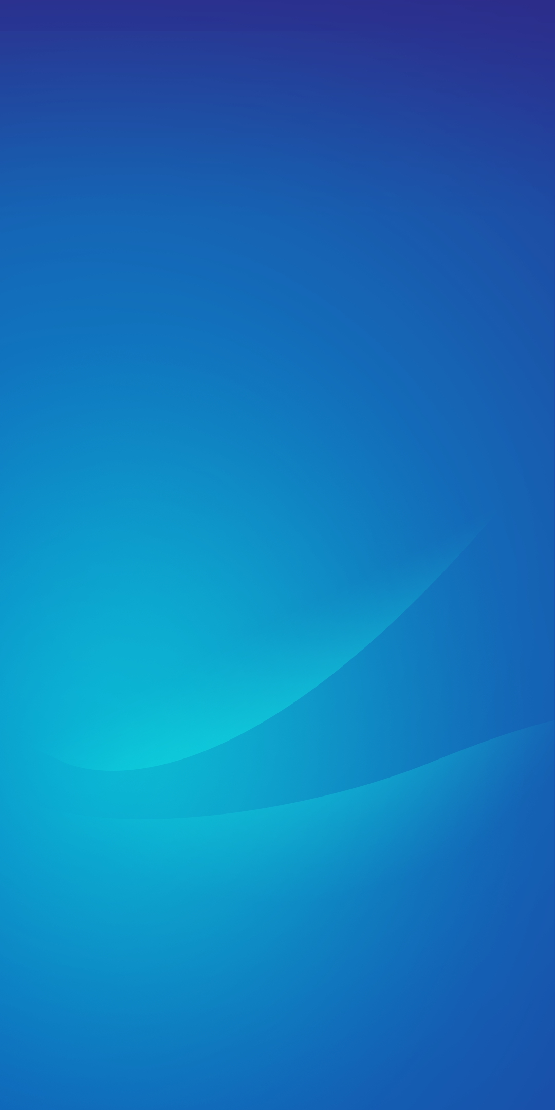 Blue Abstract Background iPhone Wallpaper