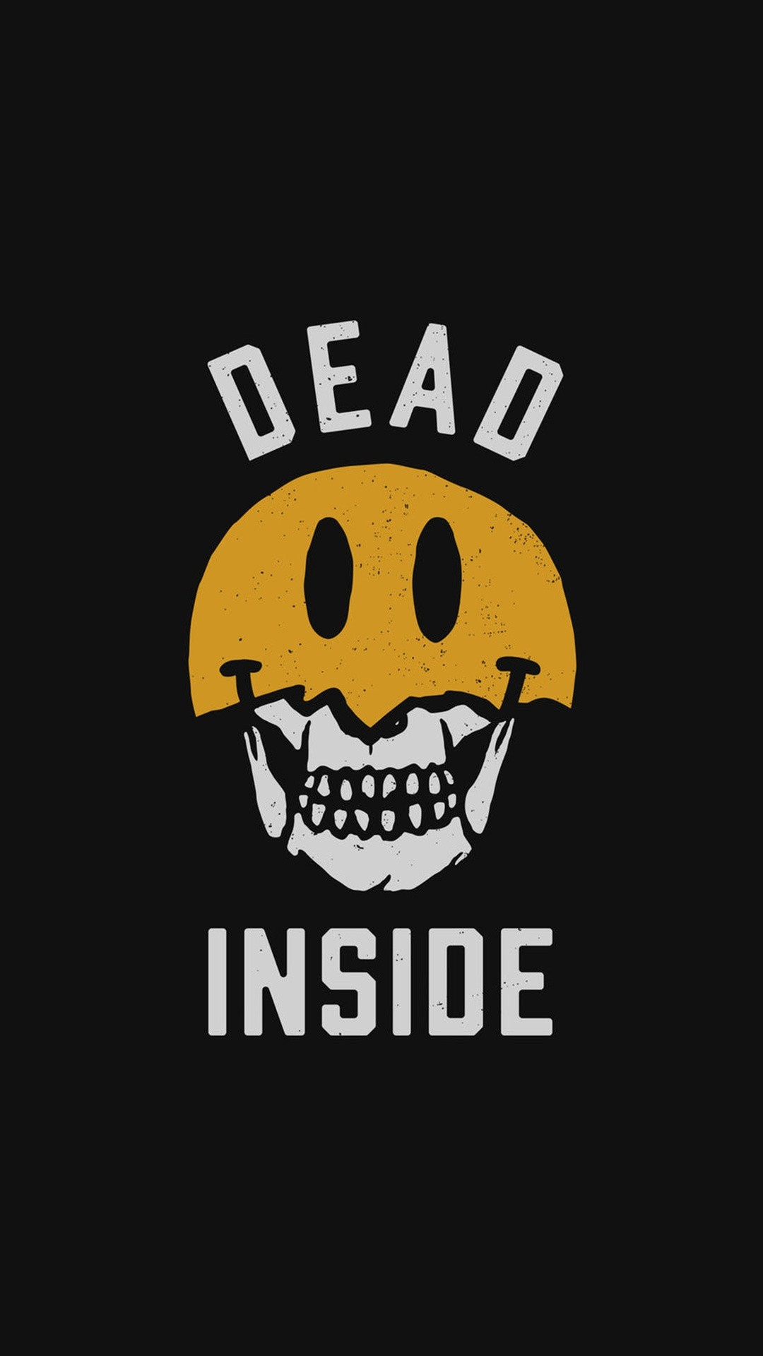 Dead Inside iPhone Wallpaper - iPhone Wallpapers : iPhone ...