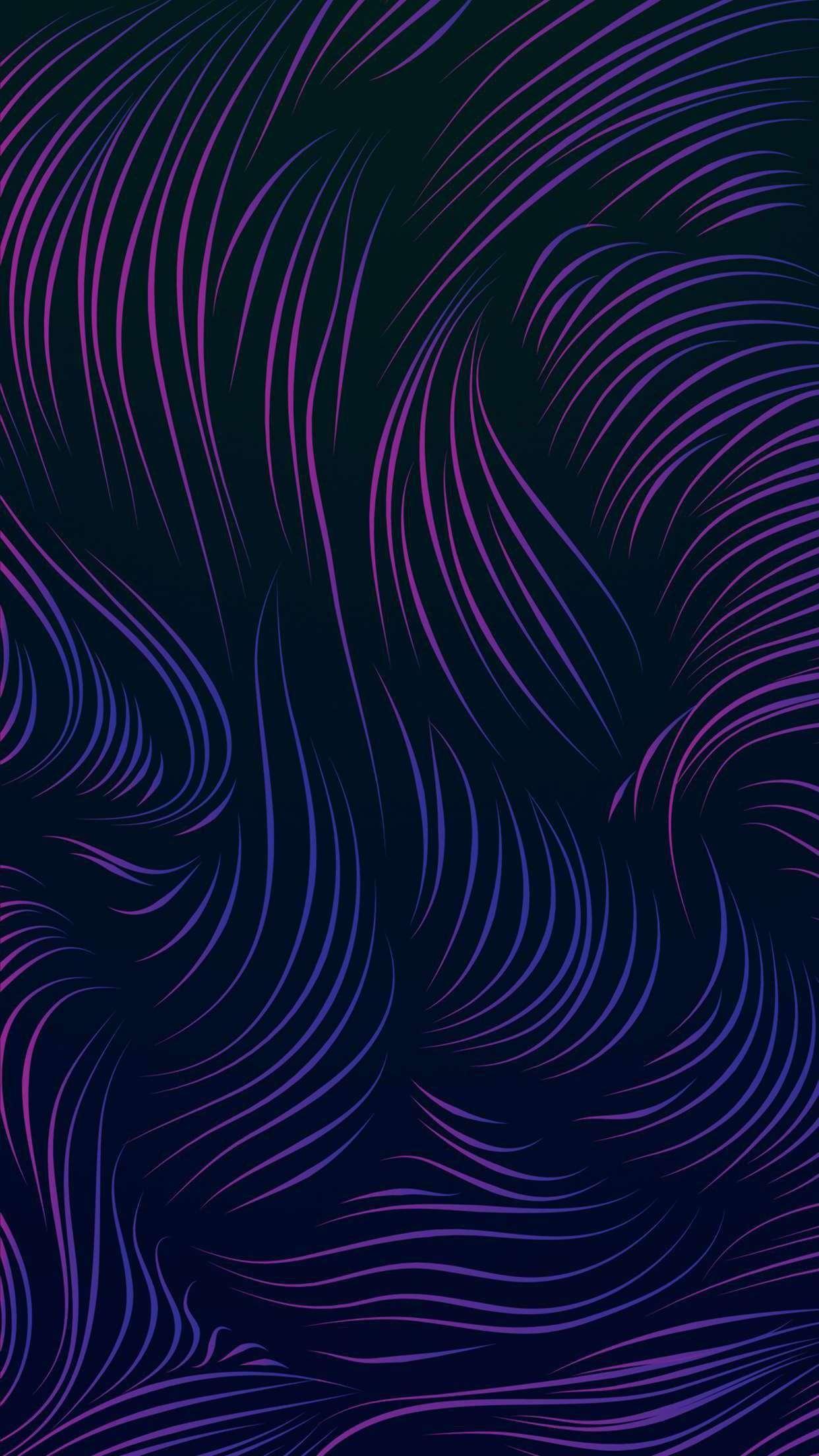 Digital Background iPhone Wallpaper
