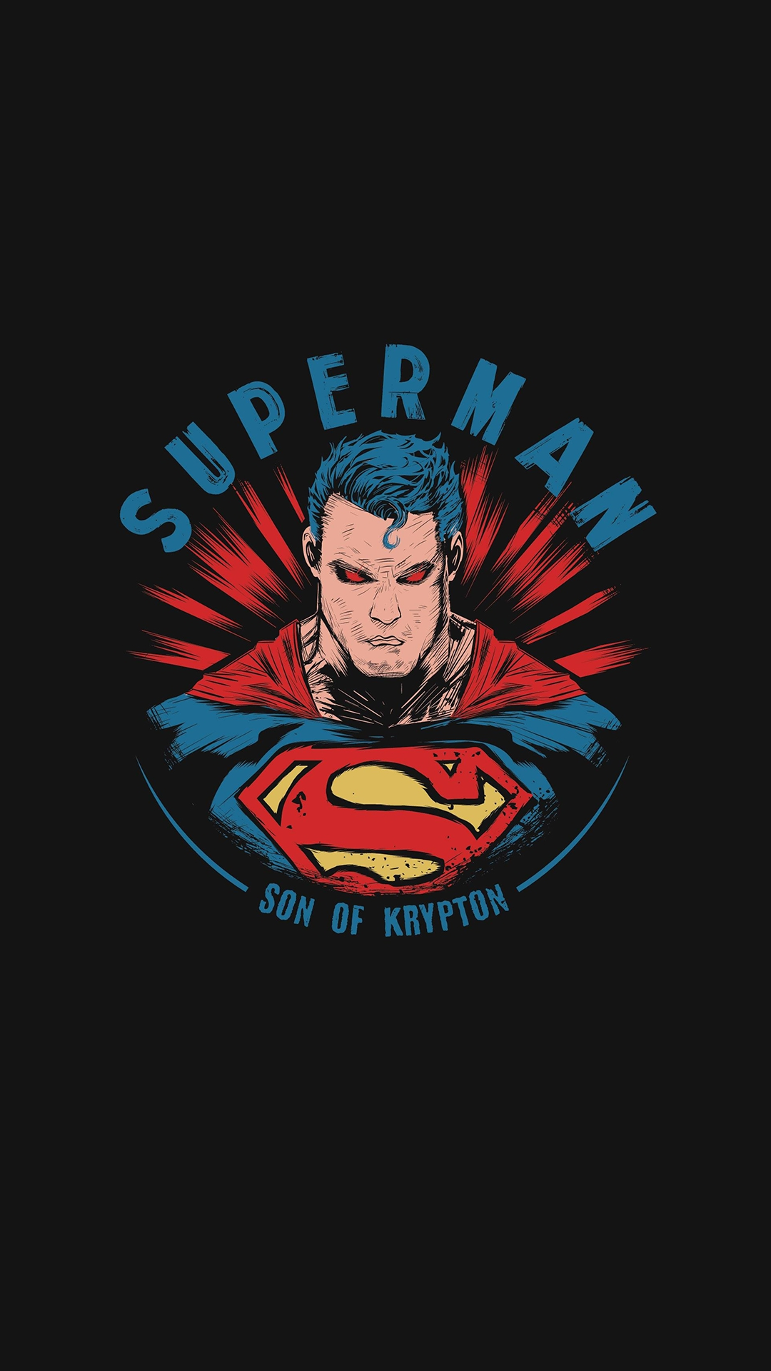 Superman Son of Krypton iPhone Wallpaper