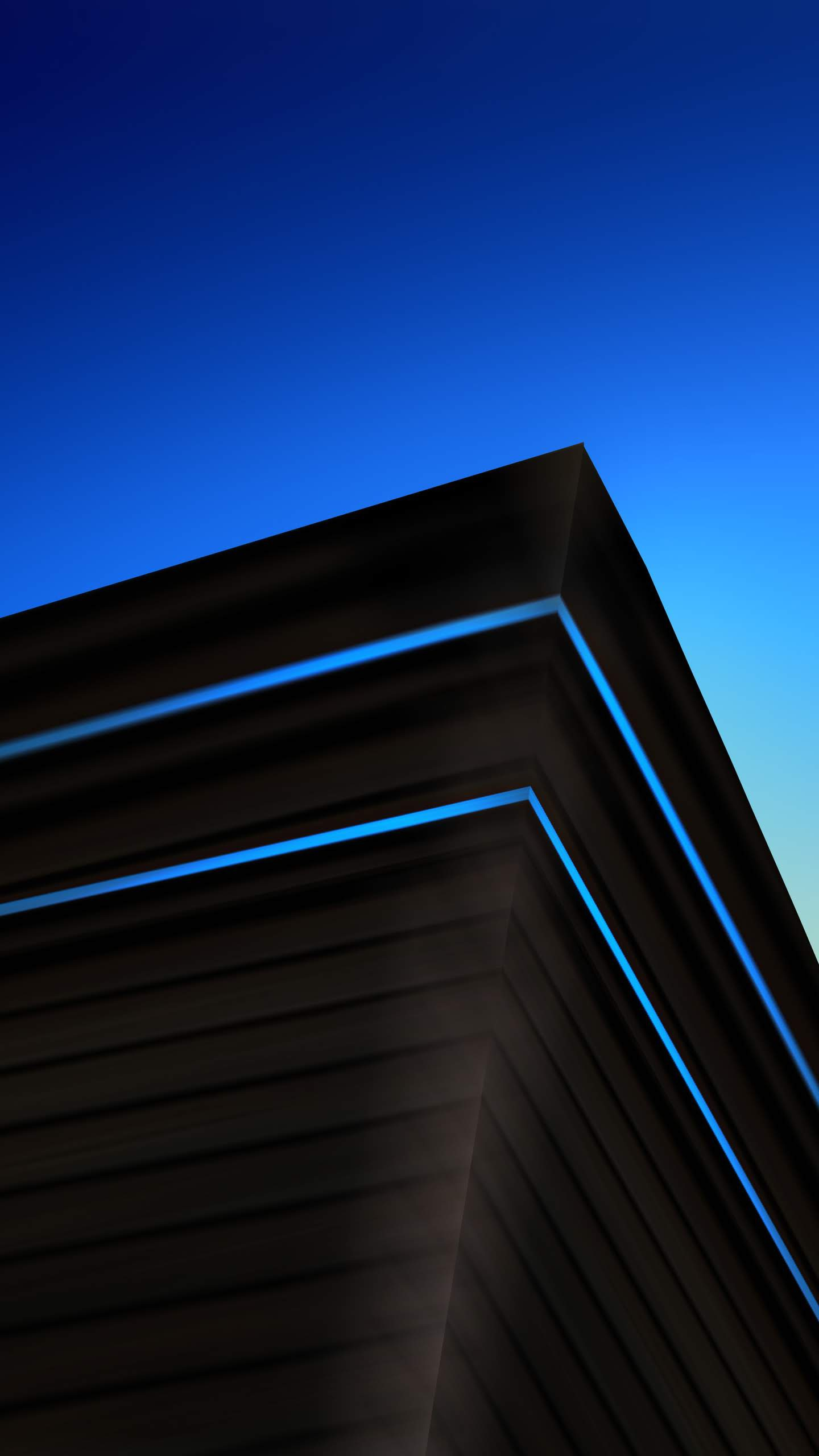 Abstract Architecture iPhone Wallpaper