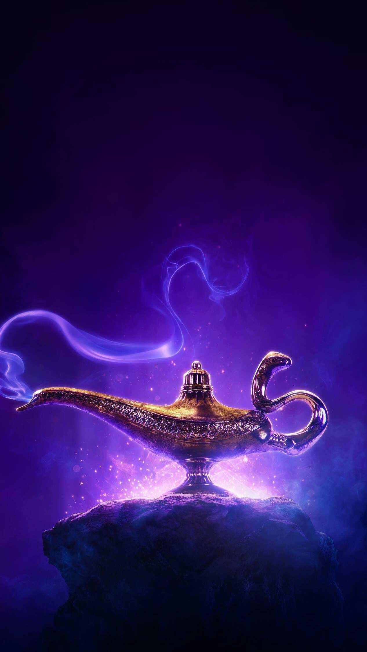 Aladdin iPhone Wallpaper
