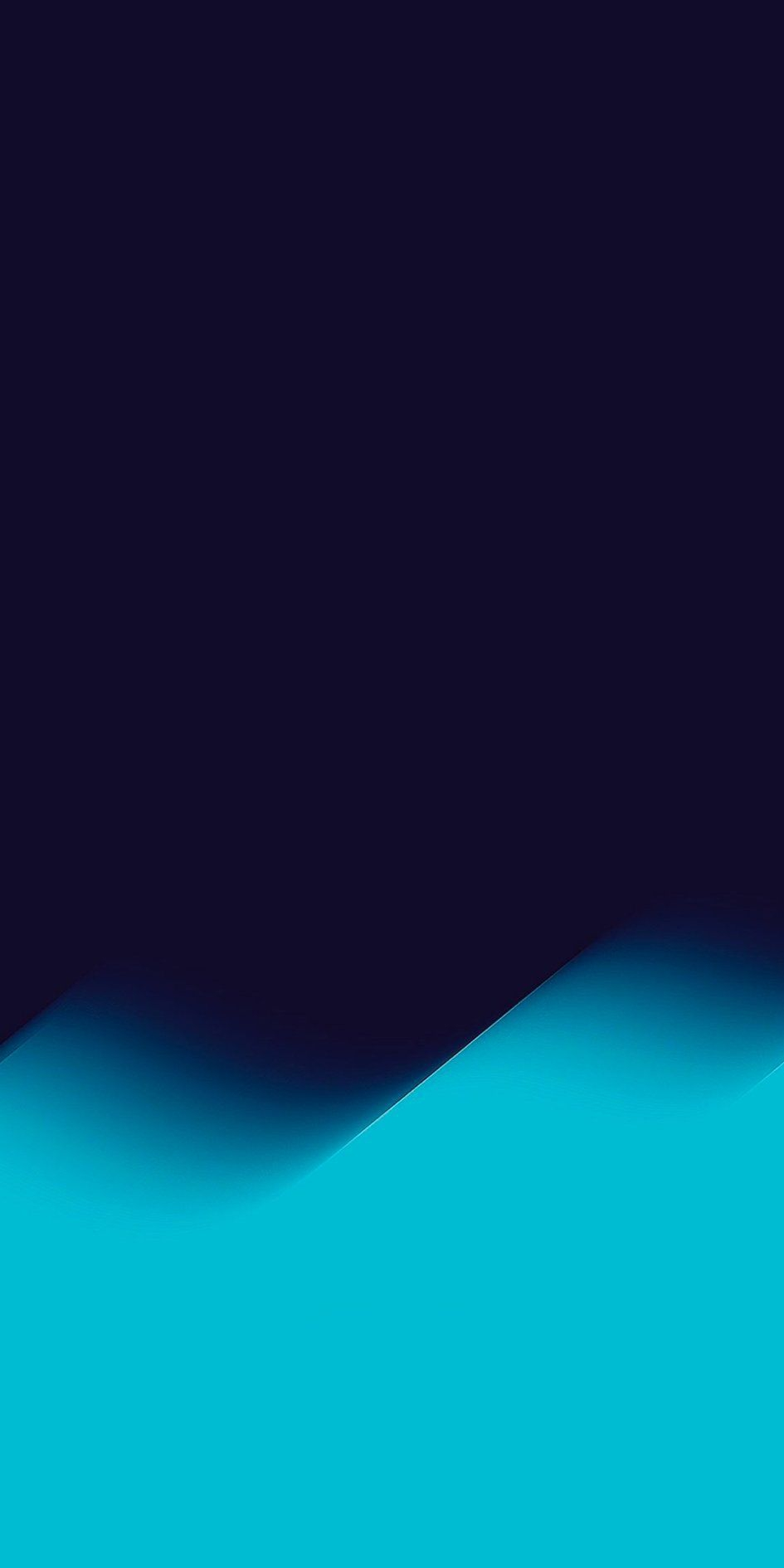 Aqua Background iPhone Wallpaper