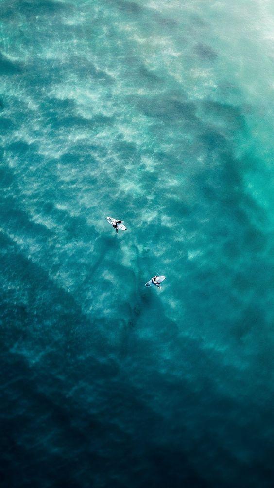 Boating Adventure Ocean Sky View iPhone Wallpaper