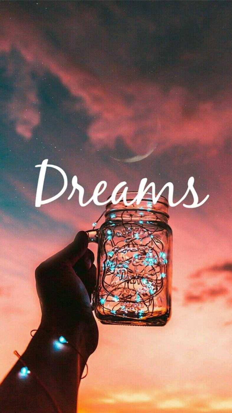 Dream Lights iPhone Wallpaper
