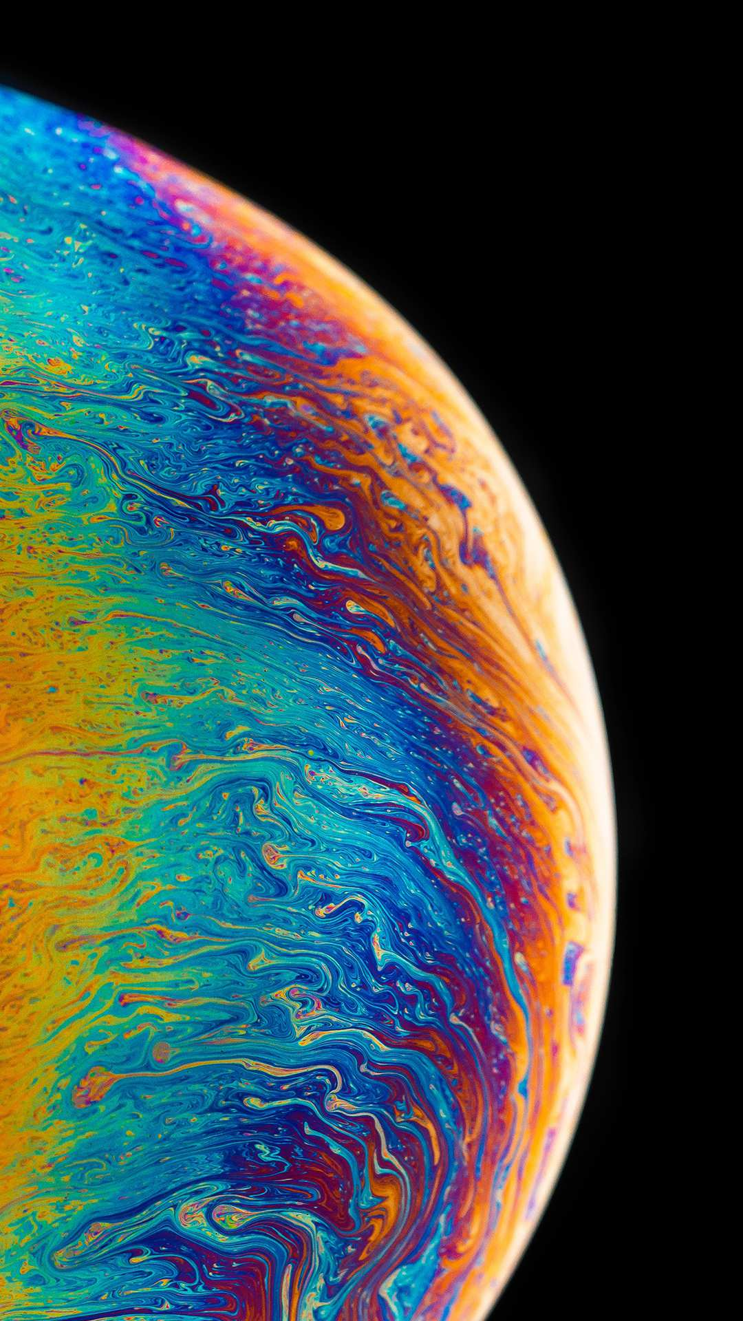 Jupiter iPhone XS Wallpaper