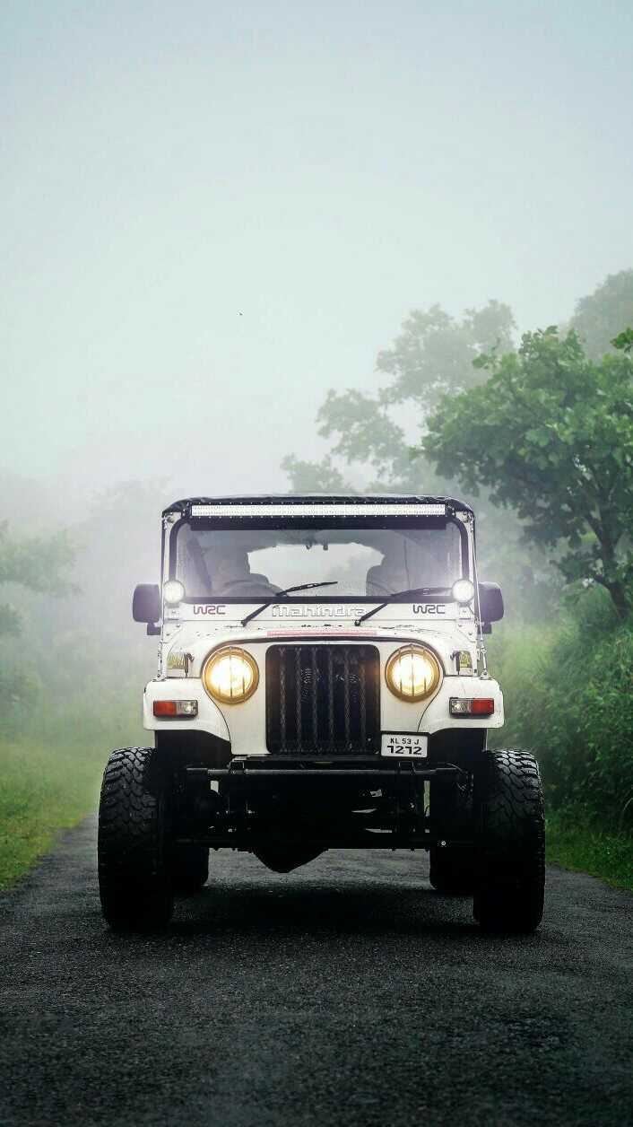 Mahindra Thar Offroad Iphone Wallpaper Iphone Wallpapers
