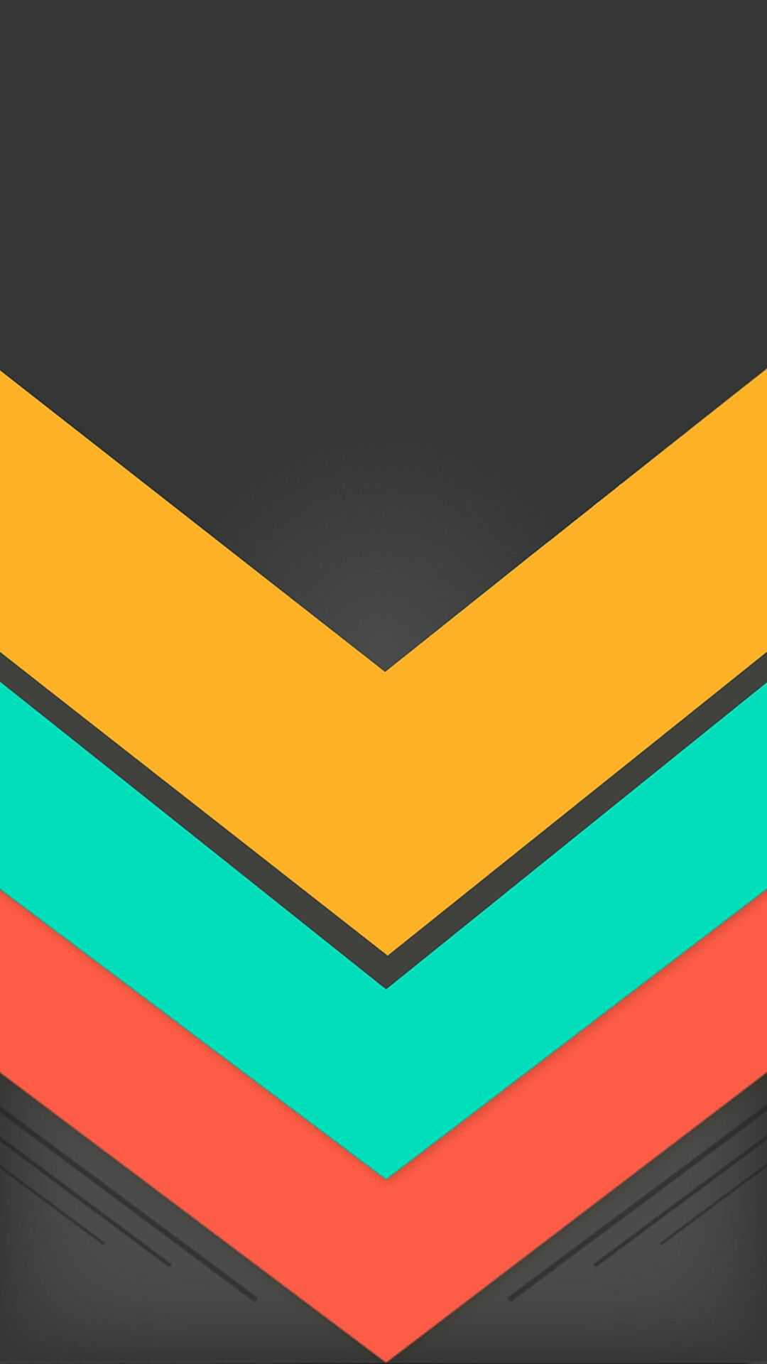 Minimal Design Lines iPhone Wallpaper