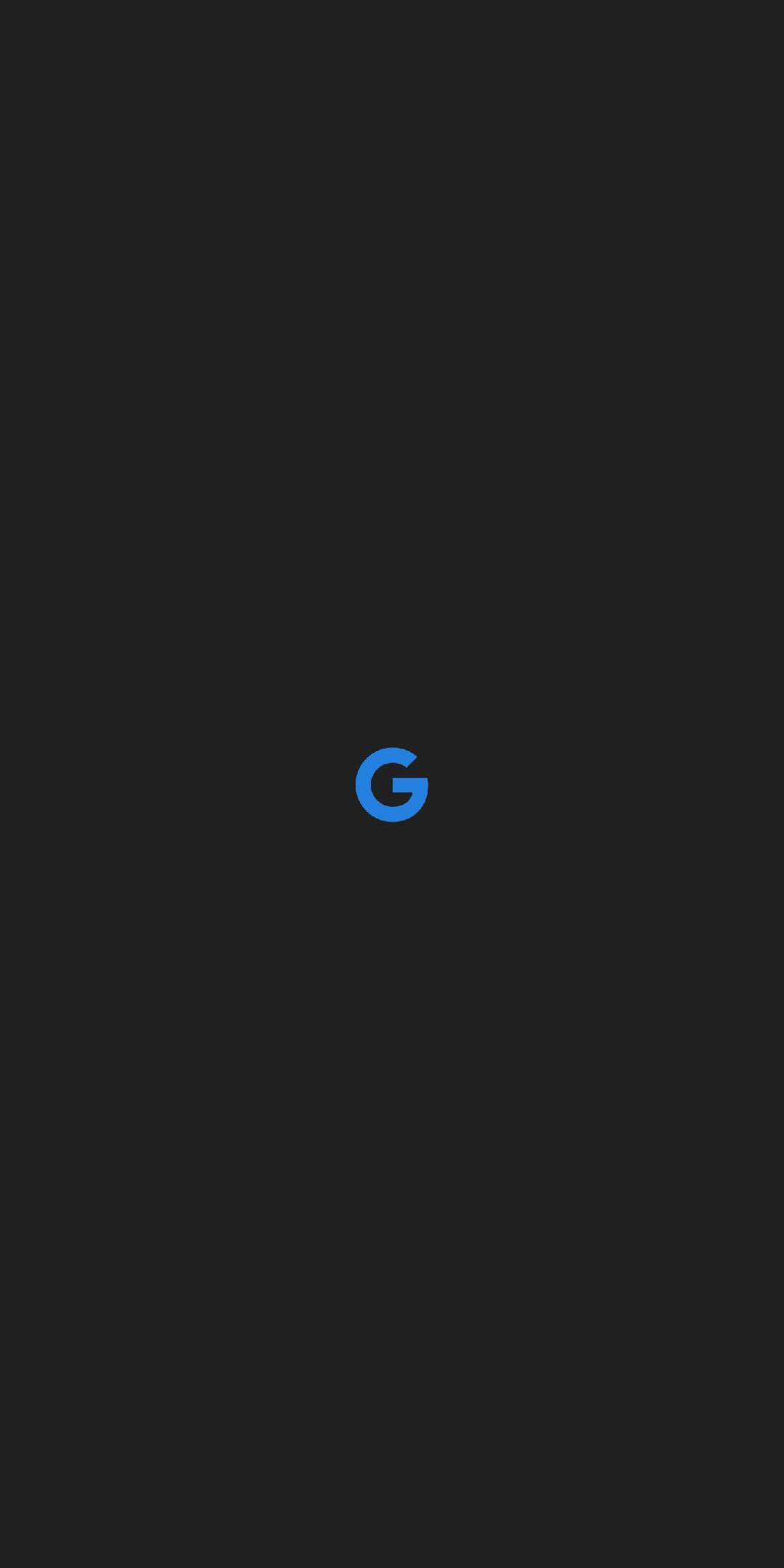 Minimal Google iPhone Wallpaper