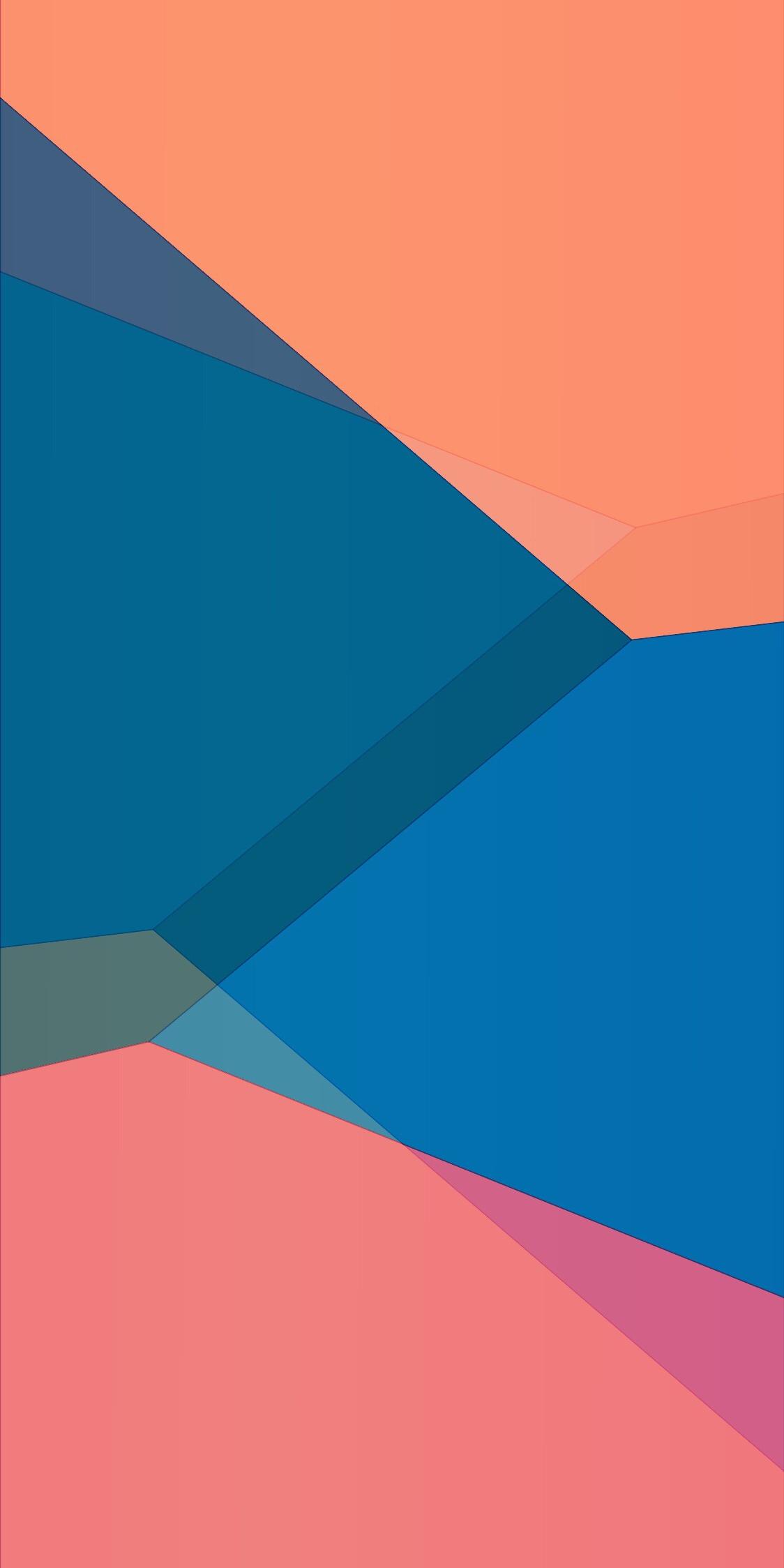 MultiLines iPhone Wallpaper