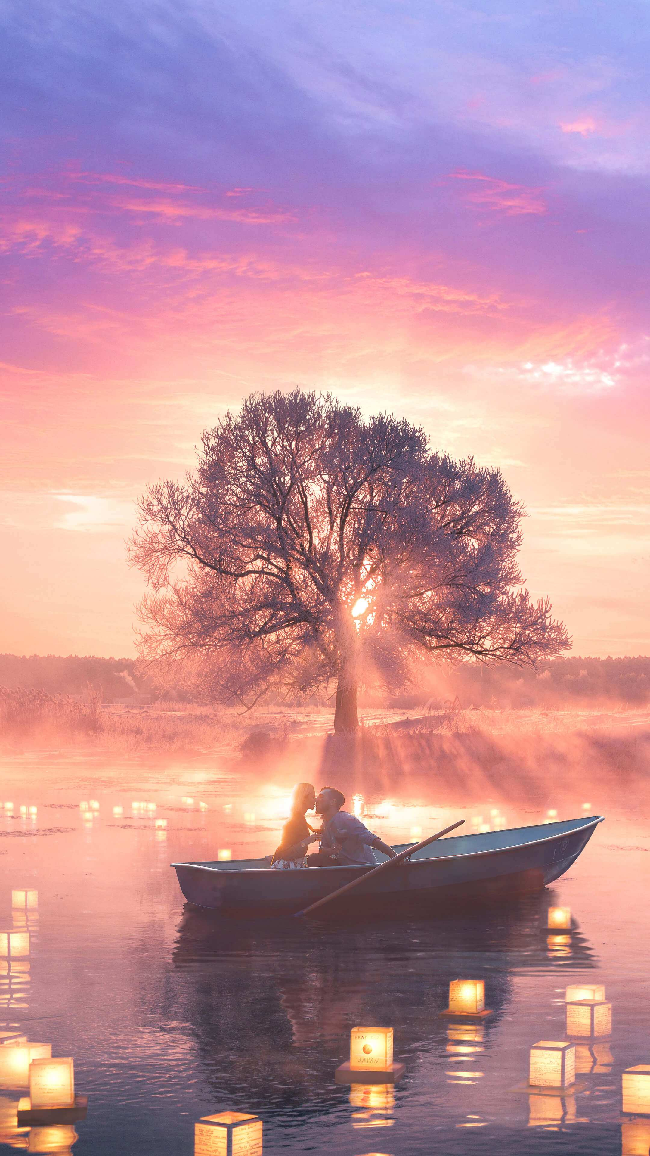 Nature Lovers beauty iPhone Wallpaper