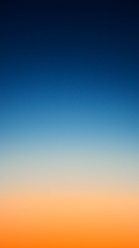 Sky Colours Gradient iPhone Wallpaper