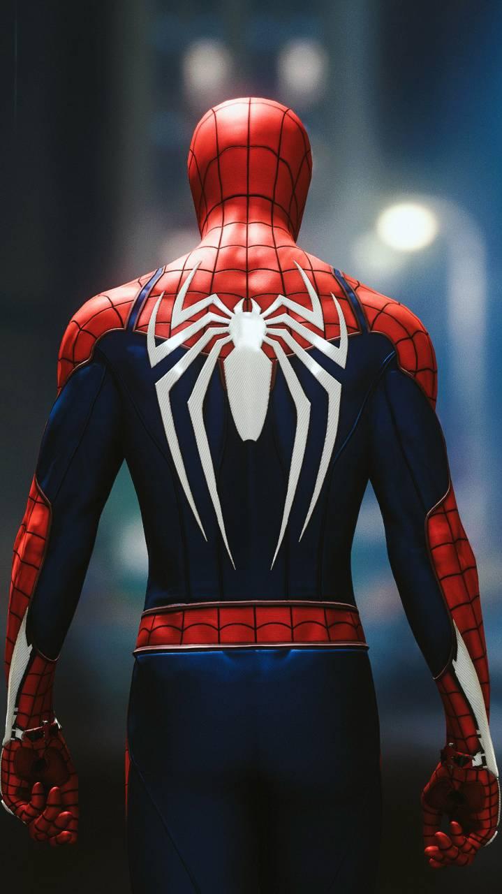 Spider Man HD iPhone Wallpaper