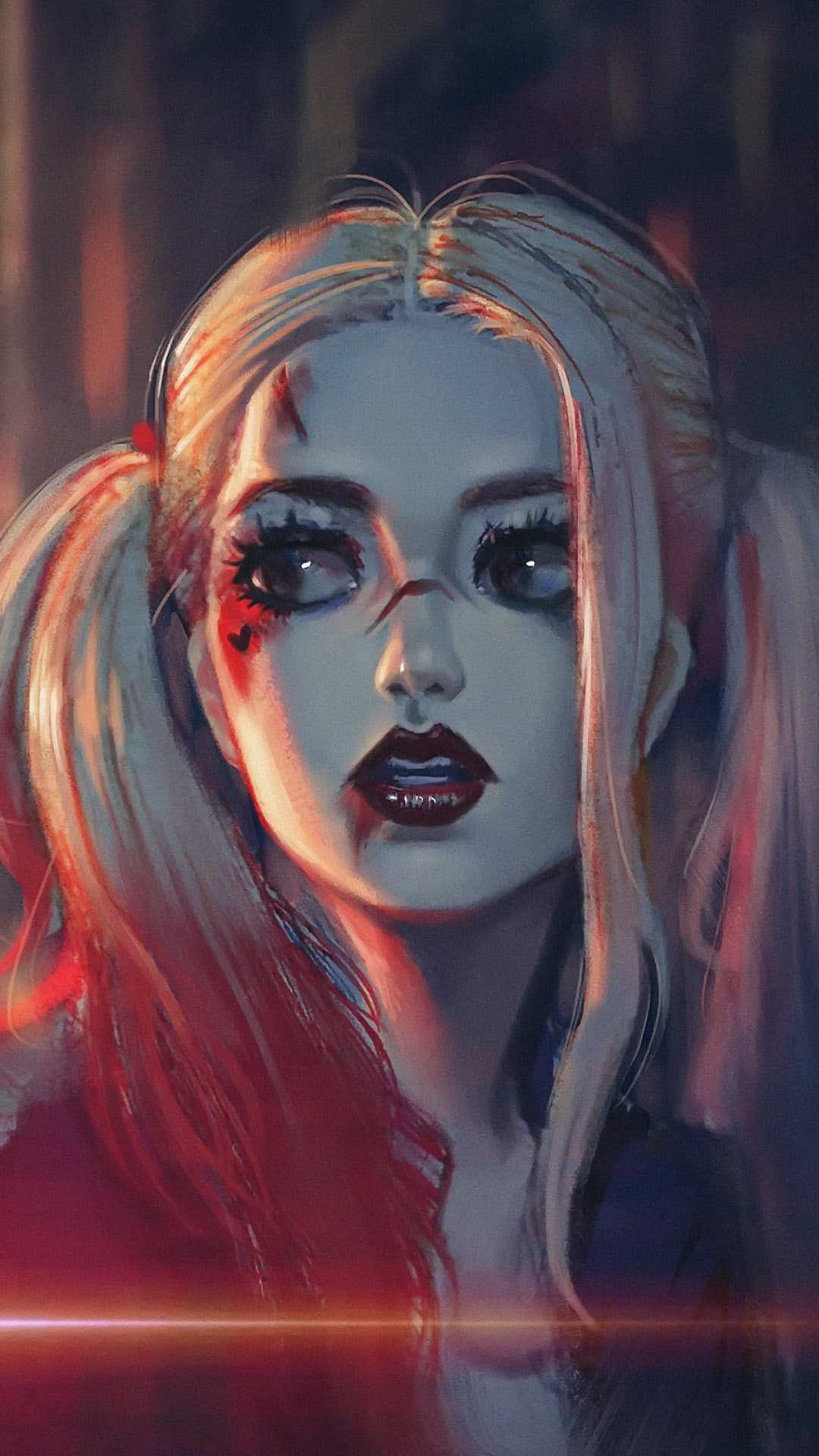 Suicide Squad Harley Quinn iPhone Wallpaper