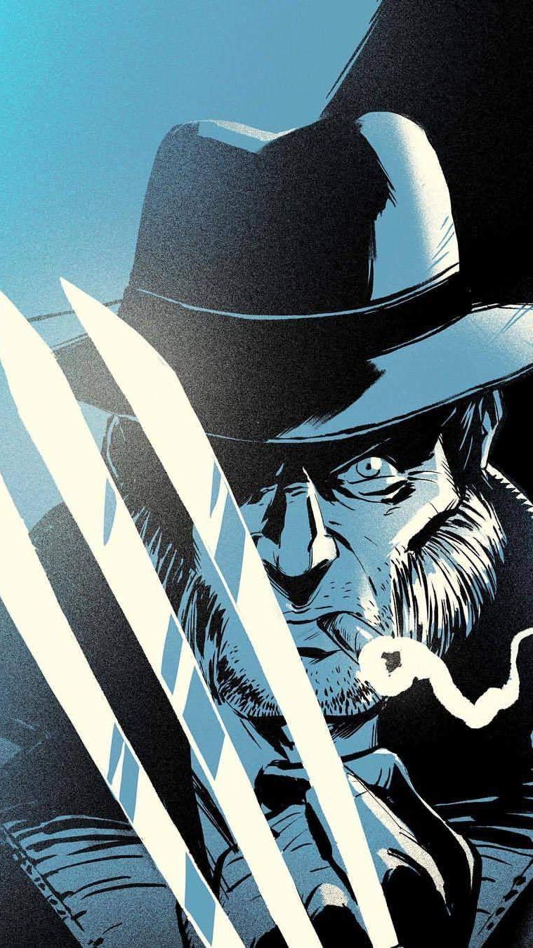 Weapon X Wolverine iPhone Wallpaper