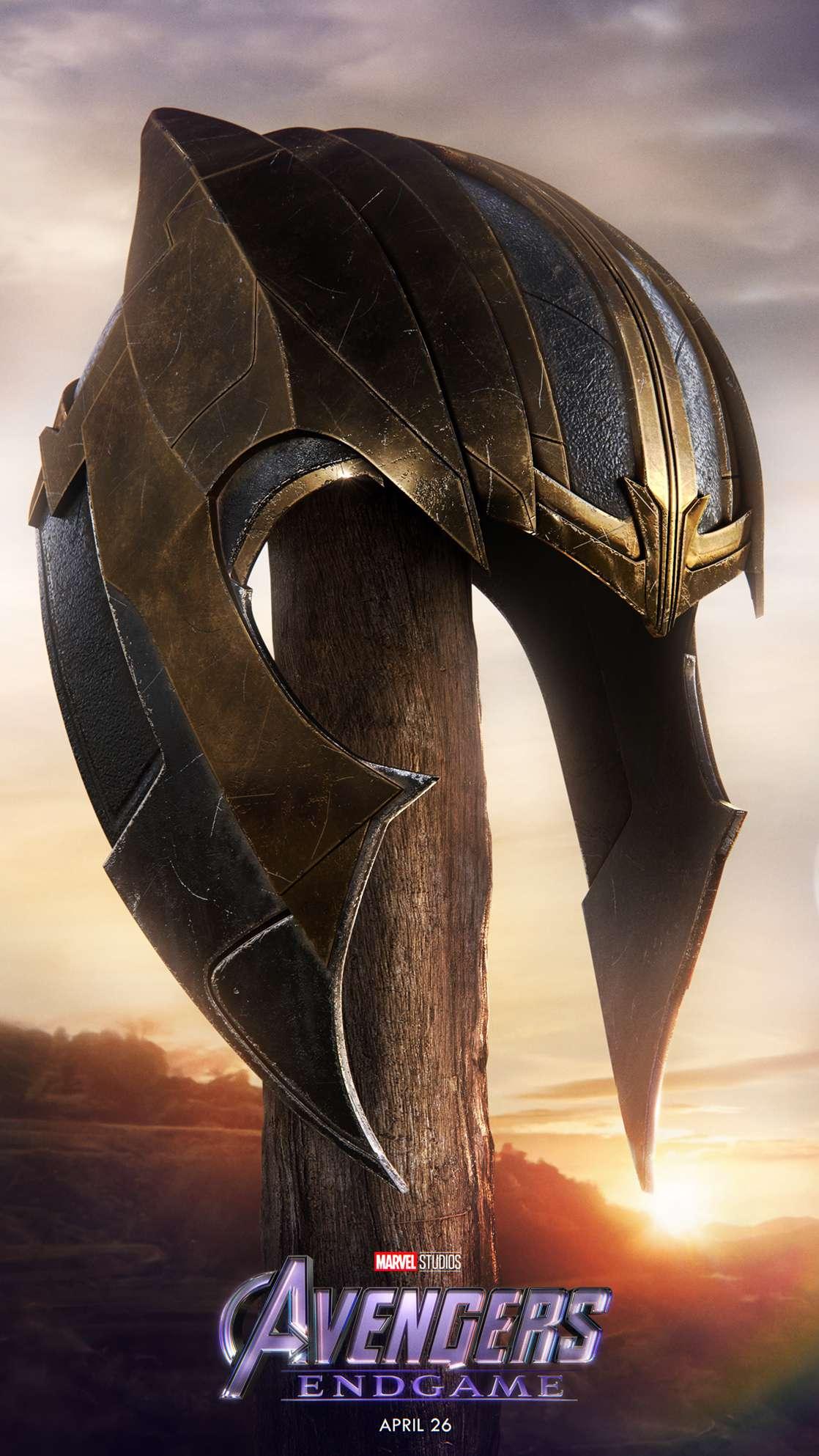Avengers Endgame Poster Wallpaper Movie Mortal