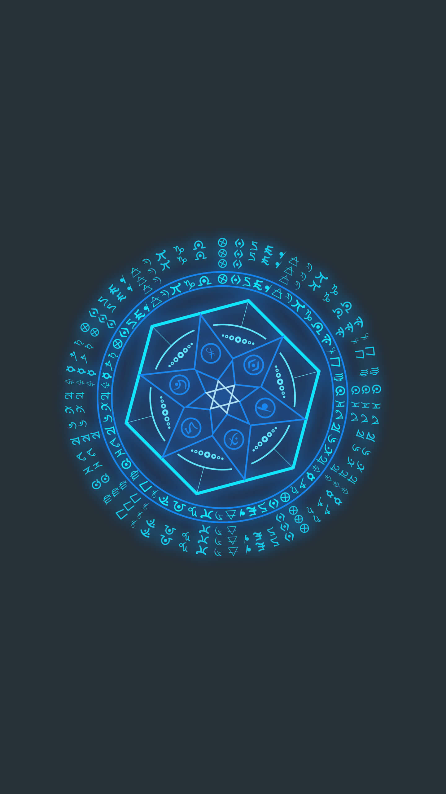 Doctor Strange Magic Art iPhone Wallpaper