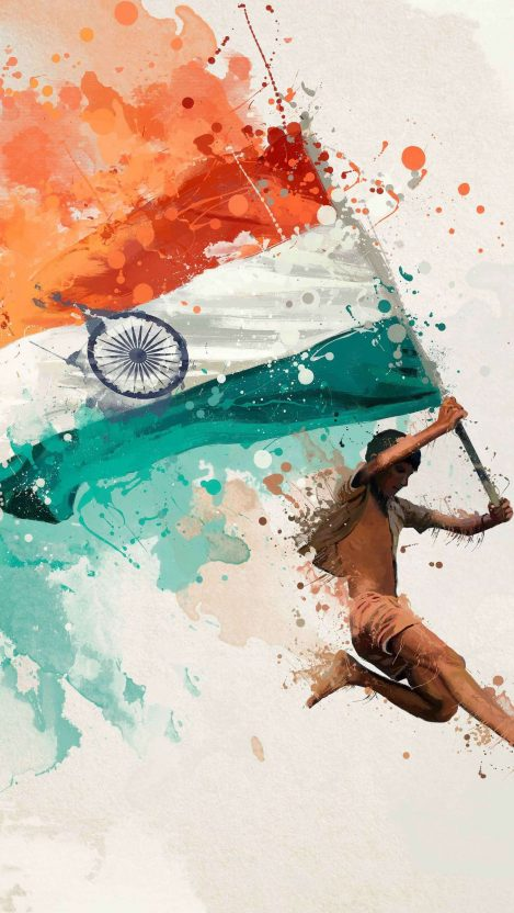 Independence Day Indian Flag Iphone Wallpaper Iphone Wallpapers