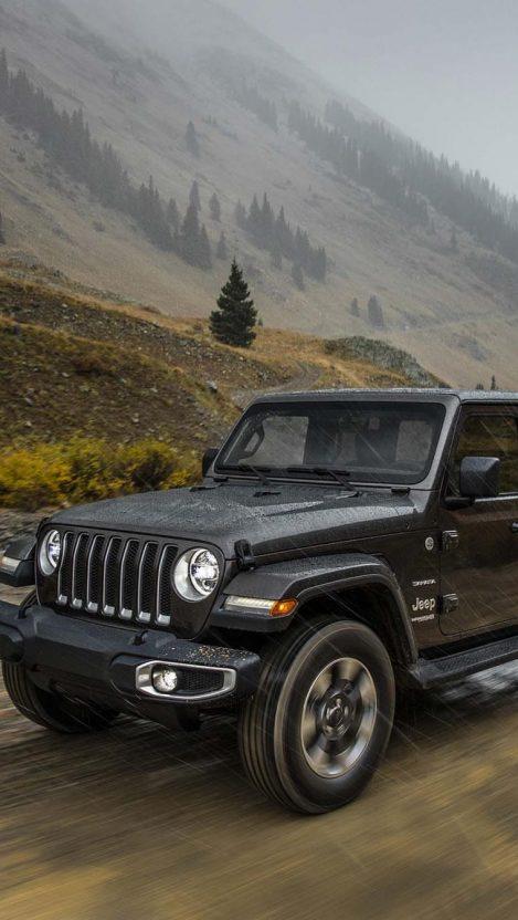 Jeep Wrangler 2019 Edition iPhone Wallpaper