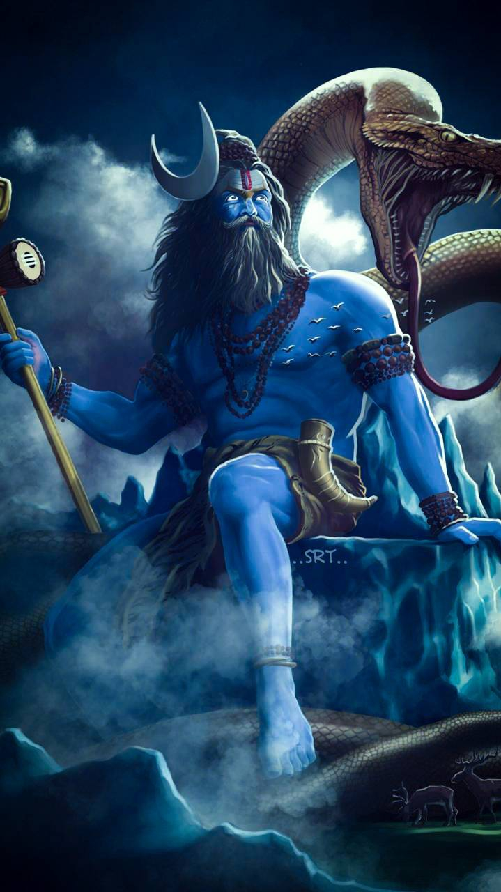 Lord_Shiva Wallpaper - iPhone Wallpapers : iPhone Wallpapers