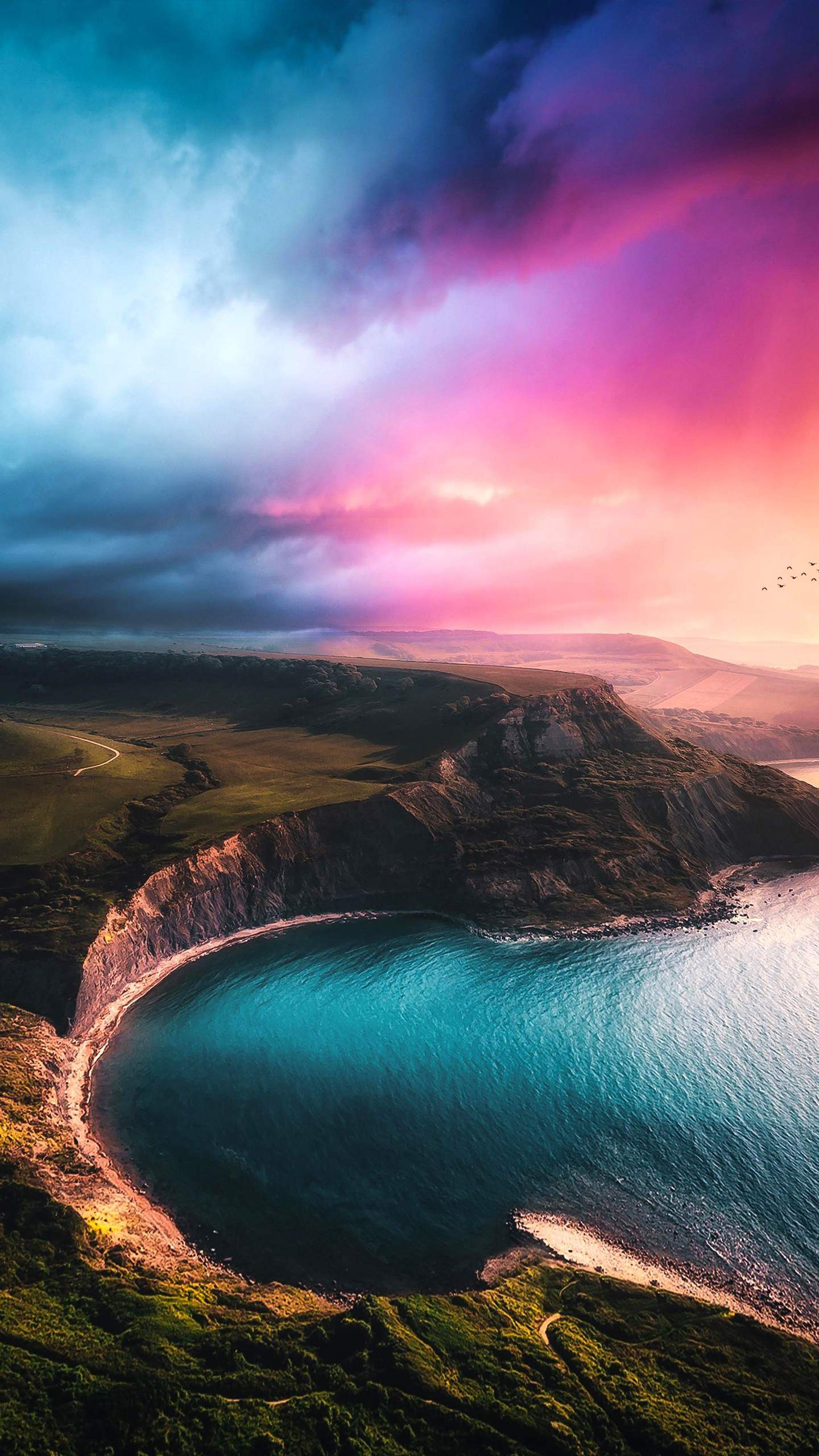Nature Scenery Beautiful Sky iPhone Wallpaper