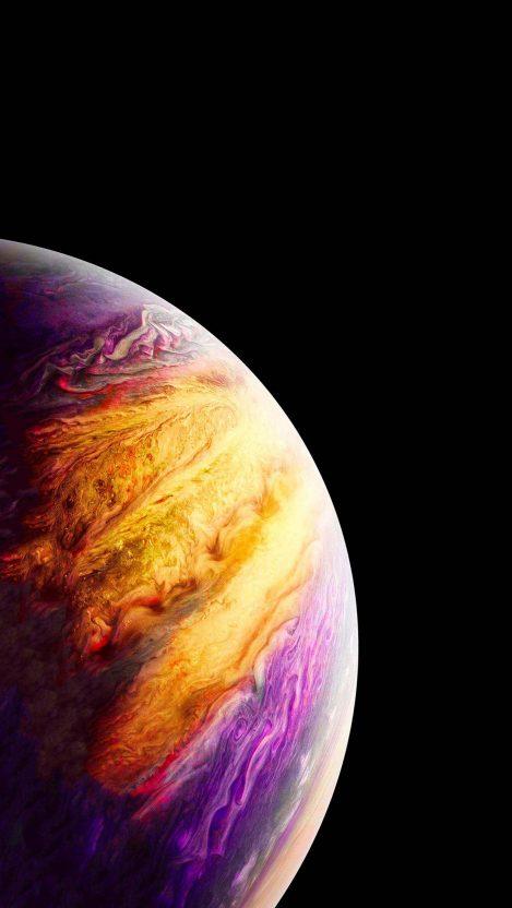 Planet Jupiter iPhone Wallpaper  iPhone Wallpapers