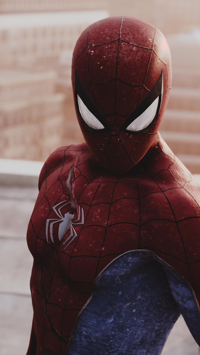 SpiderMan Fight iPhone Wallpaper